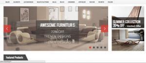 MaxShop. Crear hacer una tienda web online para muebles y decoración consejos y recomendaciones
