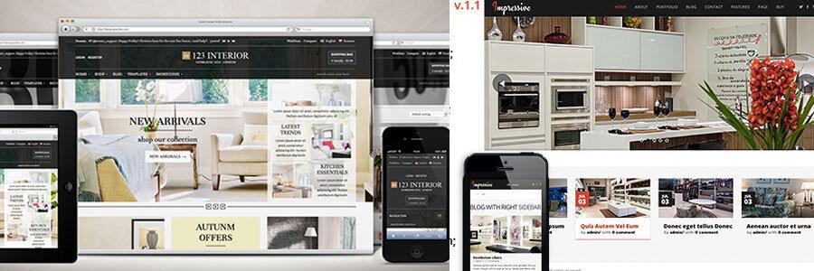 Crear o hacer una página web o tienda online para muebles y decoración: Consejos y recomendaciones