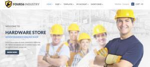 Hacer y crear página web de reformas albañilería o sector construcción |  webartesanal.com