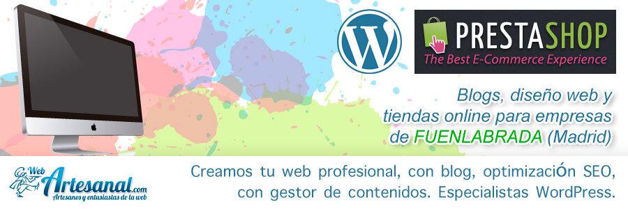 Diseño web en Fuenlabrada