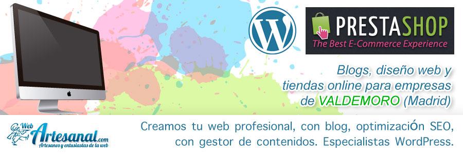Empresa de programación y desarrollo de páginas web en Valdemoro