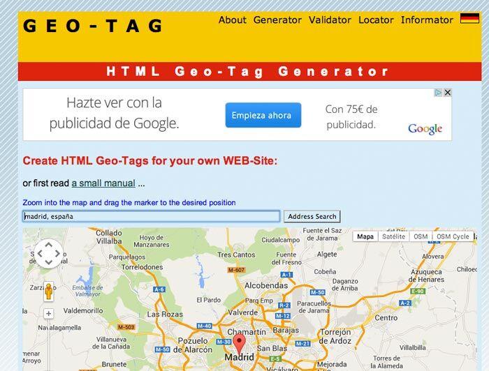 Cómo geolocalizar tu página web para aumentar el SEO y las visitas