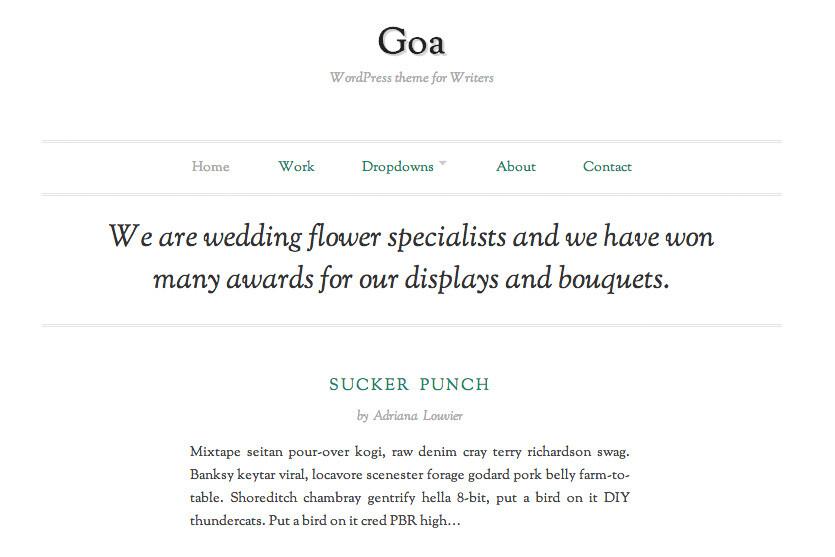 Cómo crear una página web o blog de diseño minimalista y elegante
