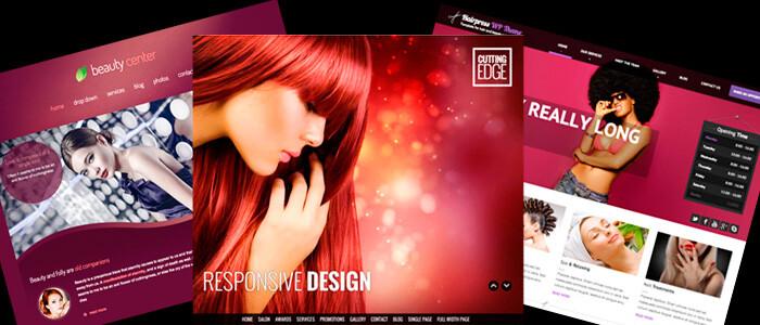 Hacer o crear página web de peluquería: Recomendaciones y precios orientativos