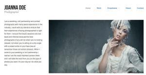 Plantilla Hatch. Cómo crear una página web o blog de diseño minimalista y elegante