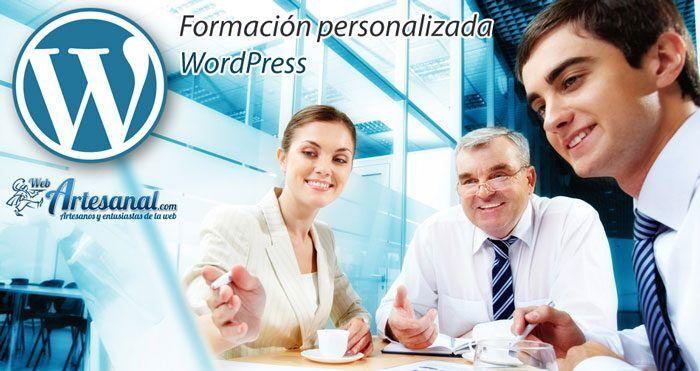 Formación WordPress presencial y personalizada para empresas: ¿Necesitas un experto en tu oficina?