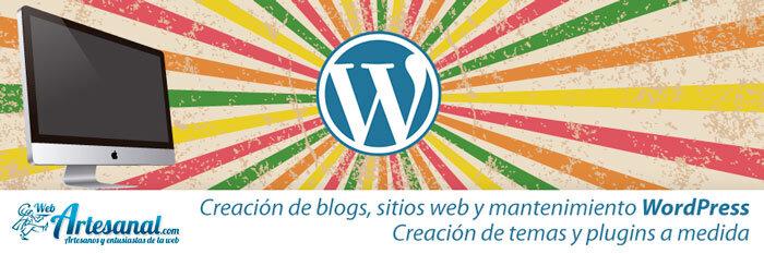 Mantenimiento WordPress para empresas. Precios y tarifas orientativas