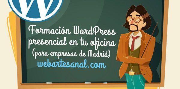 Formacion WordPress Madrid