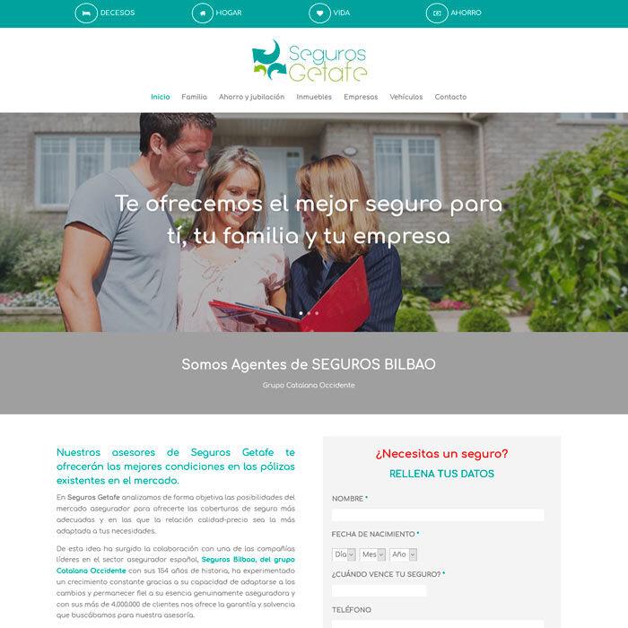 diseño web getafe