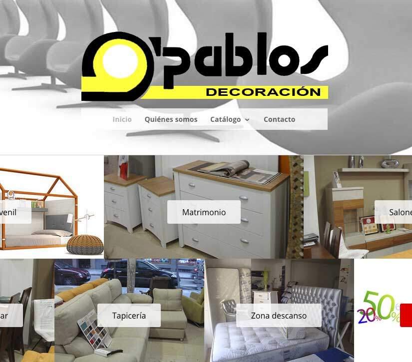 diseño web valdemoro