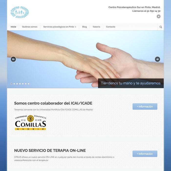 diseño web aranjuez