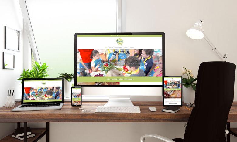 Diseño web en Rivas Vaciamadrid